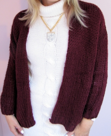 gilet-loose-bordeaux